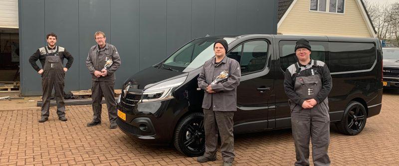 Nieuwe Renault-bedrijfswagen voor ISK: 'Aantrekkelijke bijtelling'