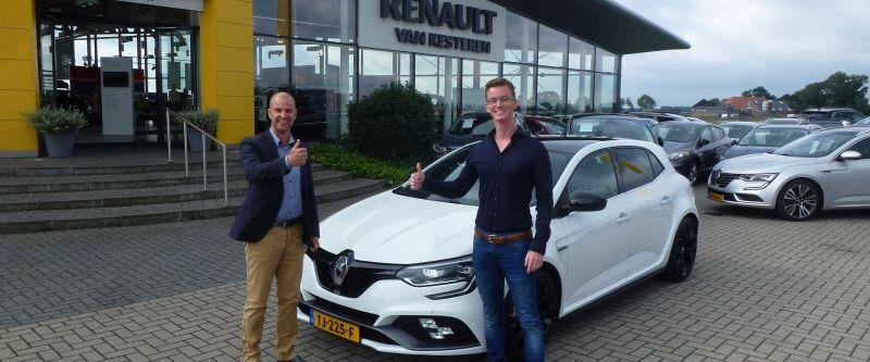 'Renault biedt mij alles wat ik zoek in een auto'