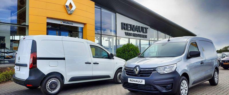 Nieuwe Renault EXPRESS binnen bij Van Kesteren