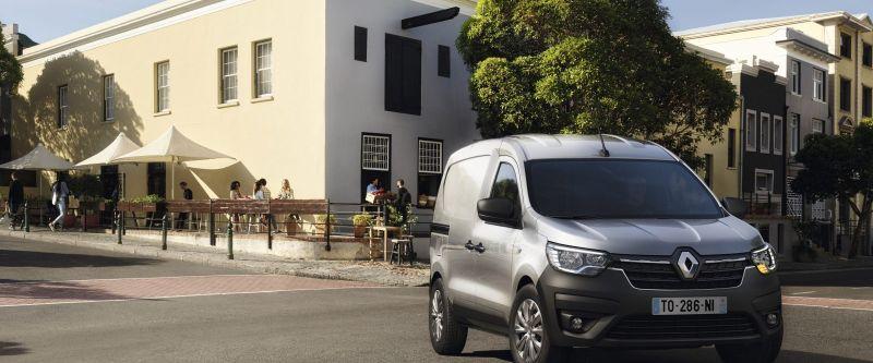 Van Kesteren kijkt uit naar komst van nieuwe Renault-bedrijfswagens