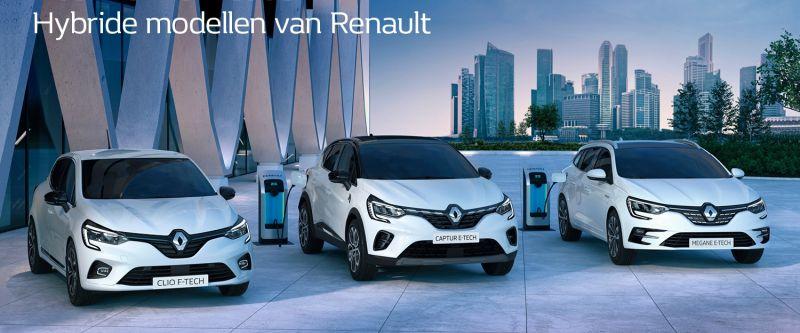 Businessuitvoeringen van Renault: laag in de aanschaf én bijtelling