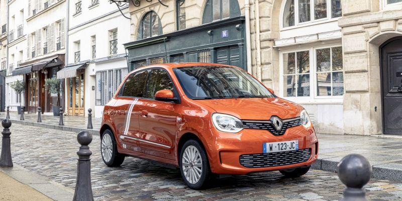 Renault Twingo Electic